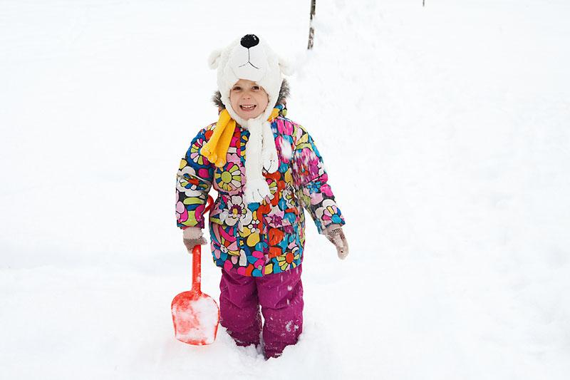 Полина. Декабрь 2011 года.