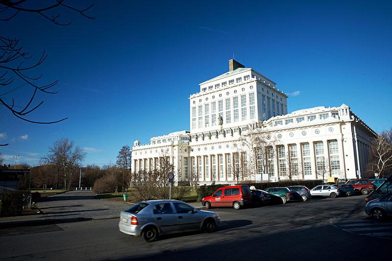 Чехия. Январь 2012 года.